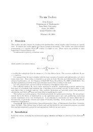 The mw Toolbox - CRC Press
