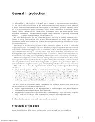 General Introduction variety innovative conventional programming