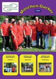 Aktuelle Ausgabe 3-2010 - Tennisverein Buocher Höhe