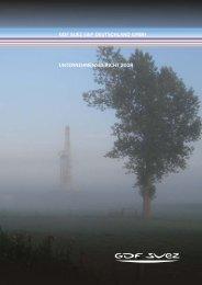 Geschäftsbericht 2008 - GDF Suez E&P Deutschland GmbH