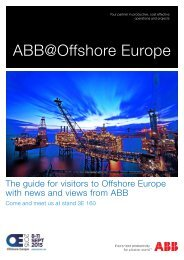 ABB@Offshore Europe