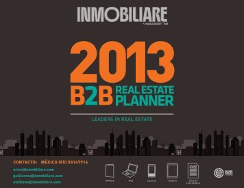 LEADERS IN REAL ESTATE - Inmobiliare