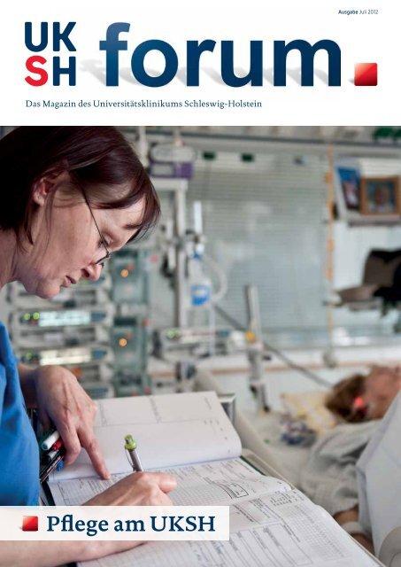 Ausgabe Juli 2012 [pdf] - UKSH Universitätsklinikum Schleswig-Holstein