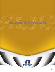 Russell Athletic Softball Sublimation Uniform Catalog 2012