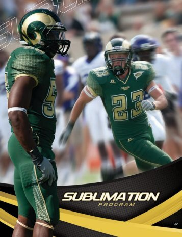 Russell Athletic Fall 2012 Football/Volleyball Team Sports Catalog