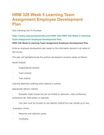 sustaining employee performance paper Hrm 300 week 5 sustaining employee performance paper write a 1,050- to 1,400-word paper addressing the following: identify two jobs within the company of your choice .