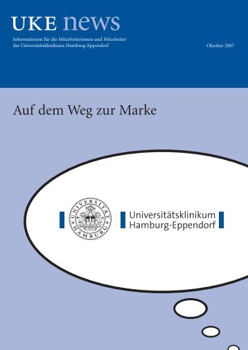 Oktober 2007 [pdf, 2,6MB] - Universitätsklinikum Hamburg-Eppendorf