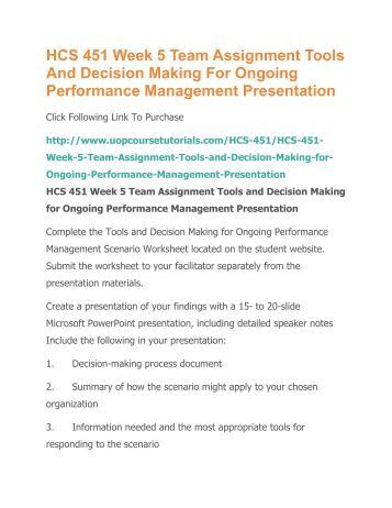 decision making tools and techniques essay Tools and techniques of decision-making 1 2 3 accuracy environment for decision timely decision communication of decision participative decision-making.