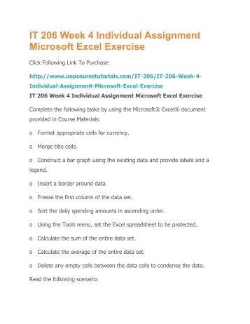 Ms Excel 2007 Exercises Pdf - microsoft excel 2007 exercises