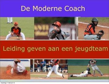 De Moderne Coach