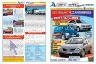 Nissan 4/2003 - AUTO-IMPEX