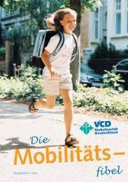 Wir bewegen Menschen: ökologisch und sicher! - VCD