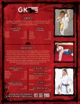 Recreational Gymnastics Tumbling and Trampoline Team Gymnastics - Page 5
