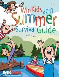 Summer Registration Form