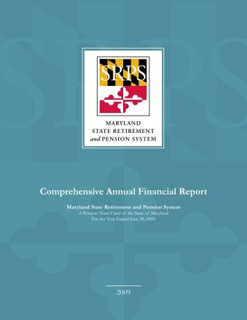 Maryland State Retirement and Pension System