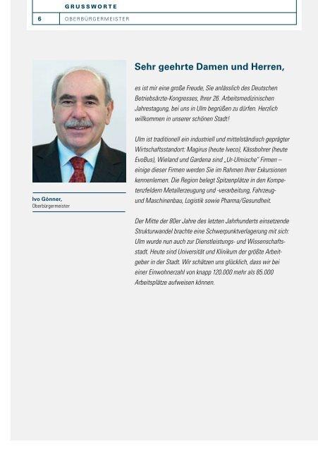 12 - Verband Deutscher Betriebs- und Werksärzte e.V.