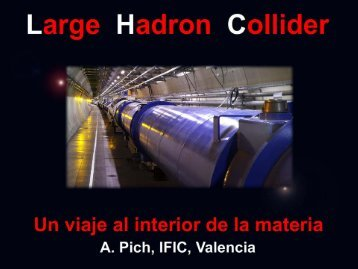 LHC A Pich 2008