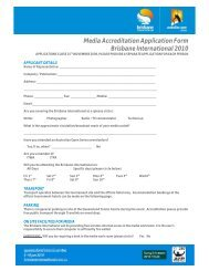 ACCREDITATION PHOTOGRAPHS ACCREDITATION APPLICATIONS SHOULD BE RETURNED TO