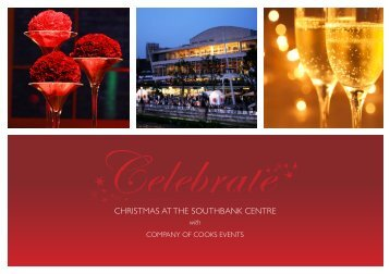 CHRISTMAS AT THE SOUTHBANK CENTRE