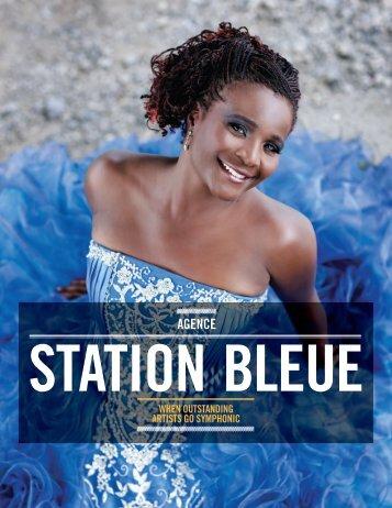 STATION BLEUE