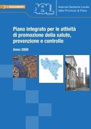 Piano integrato per le attività di promozione della salute ... - ASL Pavia