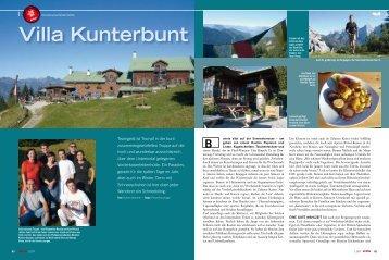 Villa Kunterbunt - Vorderkaiserfeldenhütte