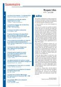Risques Infos n°17 - Institut des risques majeurs - Page 3