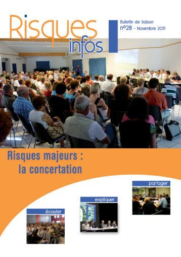 Risques Infos n°28 - IRMa - Institut des risques majeurs
