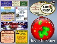 Edition 106 - The City Buzz Magazine
