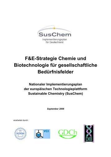 116066-SusChem Nationaler Implementierungsplan.pdf - VCI