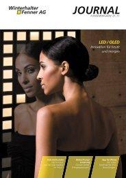 1. Ausgabe 2011 - LED / OLED - Winterhalter + Fenner AG
