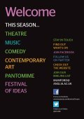 Anglia Ruskin What's On Arts Autumn/Winter 2015 - Page 2