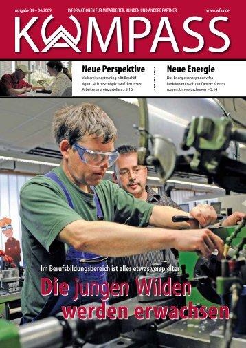 Die jungen Wilden - Werkstatt für angepaßte Arbeit GmbH