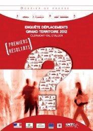enquête déplacements Grand territoire 2012
