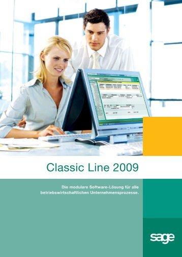 Classic Line 2009 - WEKO INFORMATIK GmbH