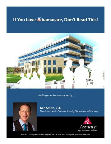 If You Love bamacare Don't Read This!