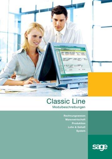 Classic Line - WEKO INFORMATIK GmbH