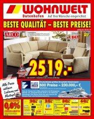 600 Preise – 230.000,– €