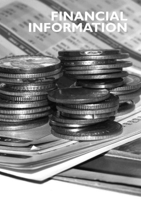 FINANCIAL INFORMATION 191