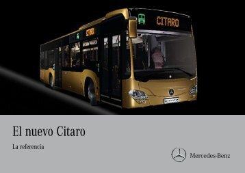 El nuevo Citaro