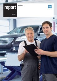 report 2.2012 (PDF, 2.0 MB) The ZF Services - ZF Friedrichshafen AG
