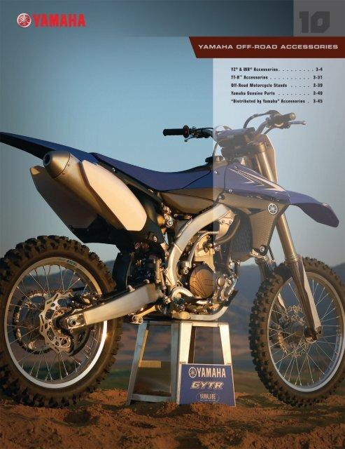 Yamaha 5XC-F58A0-V0-00 Stainless Steel Braided Brake Line Kit for Yamaha YZ250F