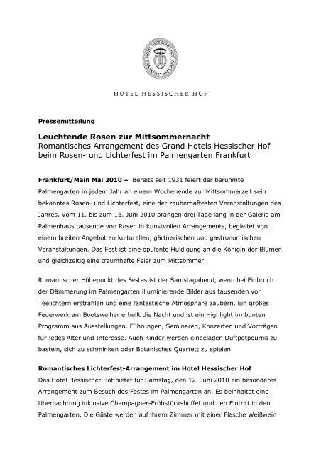 Palmengarten frankfurt lichterfest programm