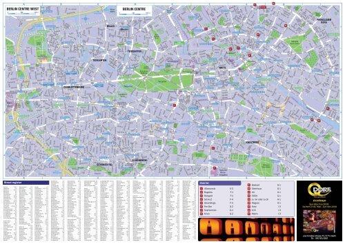 four abend columbia club 21.09.06 berlin - THE CLUB MAP