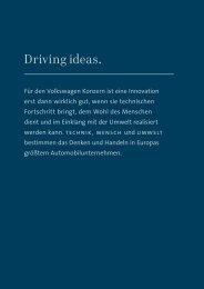 Driving ideas