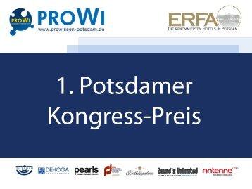 Alle Kongresse - proWissen Potsdam e.V.