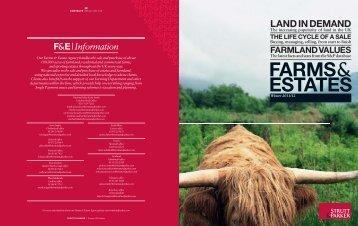 FARMS ESTATES - Strutt & Parker