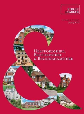 Hertfordshire Bedfordshire & Buckinghamshire