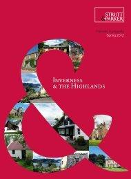 INvERNESS & THE HiGHLANDS - Strutt & Parker