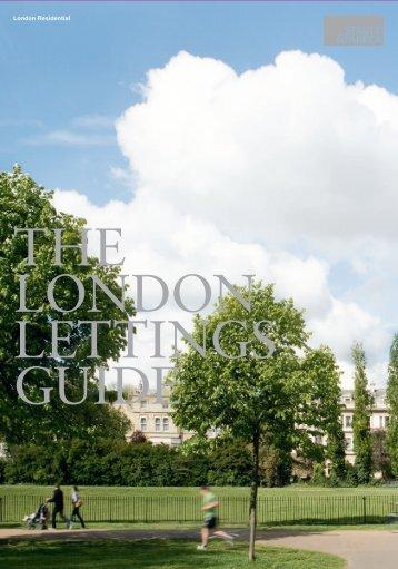 LONDON LETTINGS GUIDE